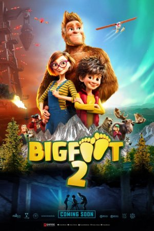 ბიგფუთის შვილი 2 / Bigfoot Family / Bigfoot Superstar / The Son of Bigfoot 2 / bigfutis shvili 2