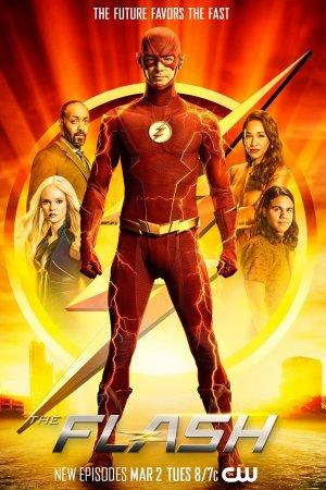ფლეში სეზონი 7 / The Flash Season 7 / fleshi sezoni 7