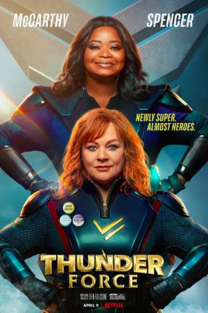 ჭექა-ქუხილის ძალა / Thunder Force