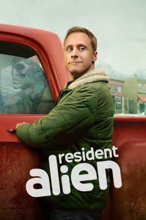 მკვიდრი უცხოპლანეტელი / Resident Alien