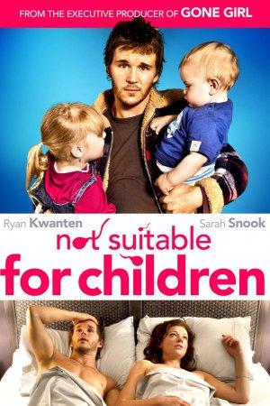 ბავშვებისთვის შეუფერებელი / Not Suitable for Children