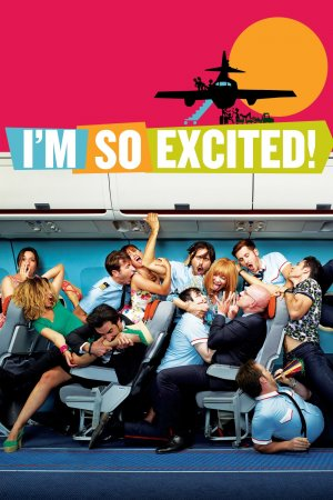მე აღგზნებული ვარ! / Los amantes pasajeros / I'm So Excited!