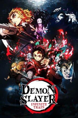 დემონების მკვეთი ხმალი: უსასრულობის მატარებელი / Demon Slayer -Kimetsu no Yaiba- The Movie: Mugen Train