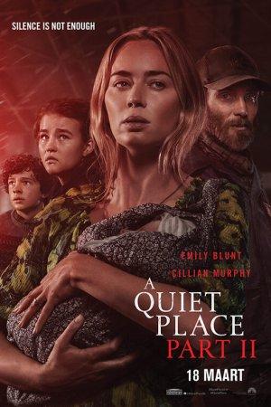 ჩუმი ადგილი: ნაწილი 2 / A QUIET PLACE PART II