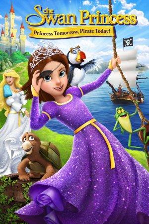 პრინცესა გედი: პრინცესა ხვალ, მეკობრე დღეს! / The Swan Princess: Princess Tomorrow, Pirate Today!