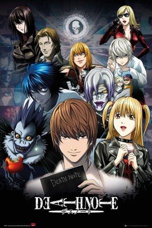 სიკვდილის რვეული / Death Note (ანიმე სერიალი)