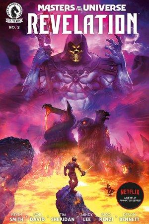 სამყაროს ოსტატები: გამოცხადება / Masters of the Universe: Revelation