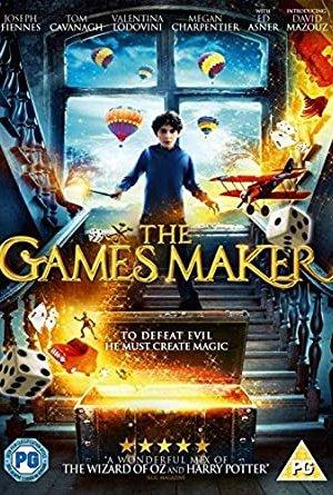 თამაშების შემქმნელი / The Games Maker