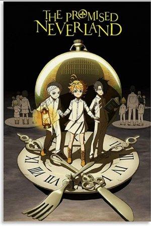დაპირებული ნევერლენდი / The Promised Neverland (Yakusoku no Neverland)