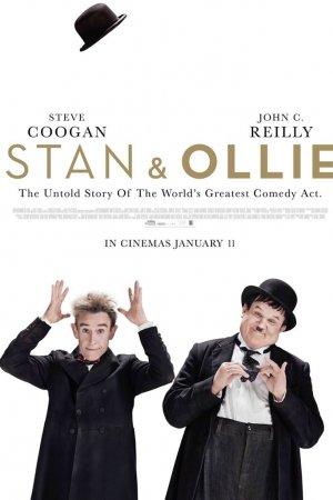 სტენი და ოლი / Stan & Ollie