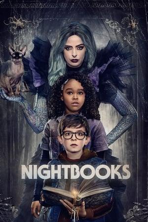 ღამის ჩანაწერები /  Nightbooks