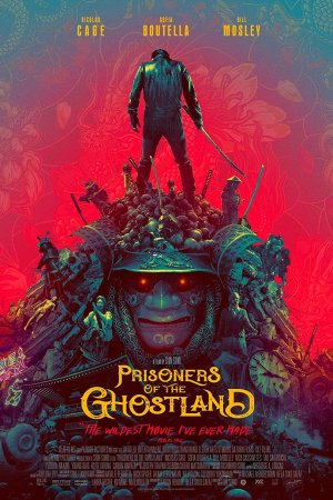 მოჩვენებების ქვეყნის ტყვეები / Prisoners of the Ghostland