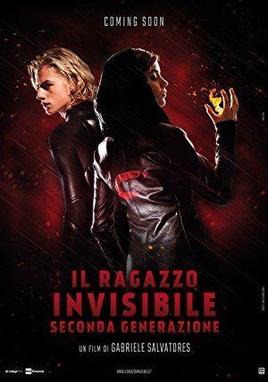 უჩინარი ბიჭი / The Invisible Boy (Il ragazzo invisibile)