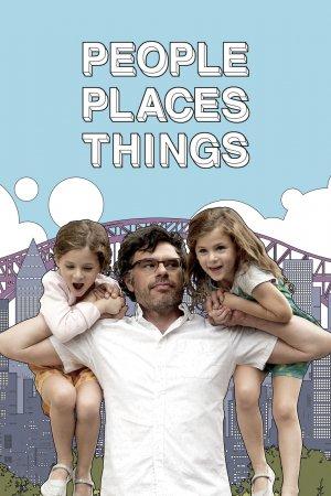 ადამიანები, ადგილები, მოვლენები / People Places Things