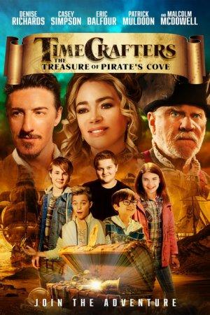 დროისშემოქმედნი: მეკობრეთა განძი / Timecrafters: The Treasure of Pirate's Cove