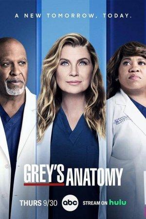 გრეის ანატომია სეზონი 18 (2021)/ Grey`s Anatomy Season 18