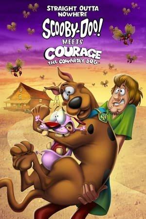 პირდაპირ არსაიდან: სკუბი-დუ! ხვდება მშიშარა ძაღლს / Straight Outta Nowhere: Scooby-Doo! Meets Courage the Cowardly Dog